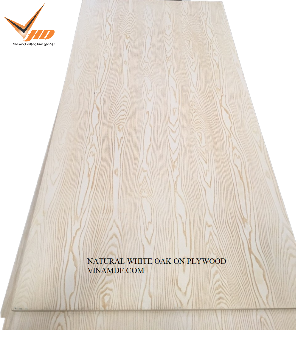Plywood EPA TSCA Title VI In White Ash