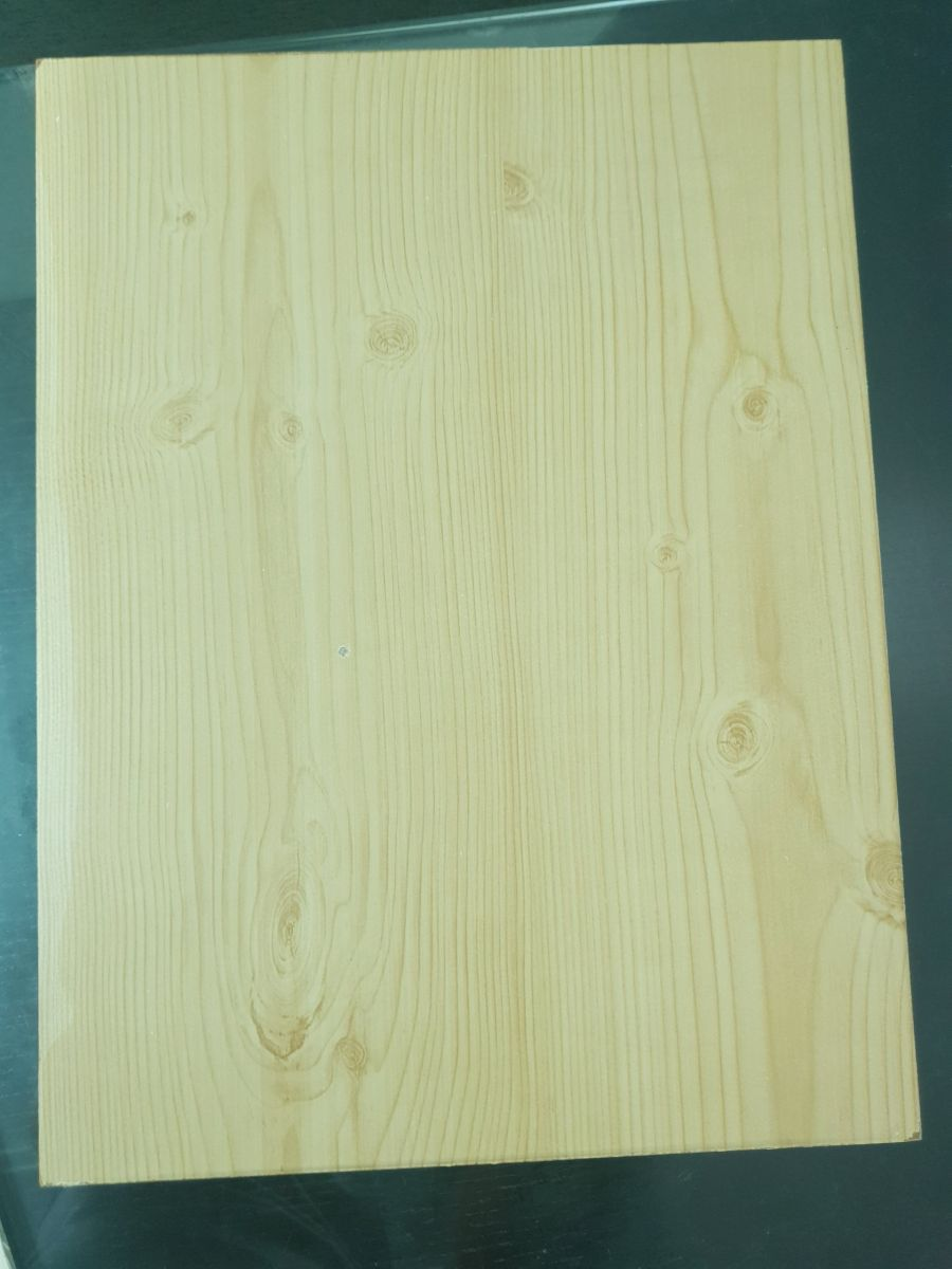 MDF EPA TSCA Tile VI in vân gỗ thông + UV